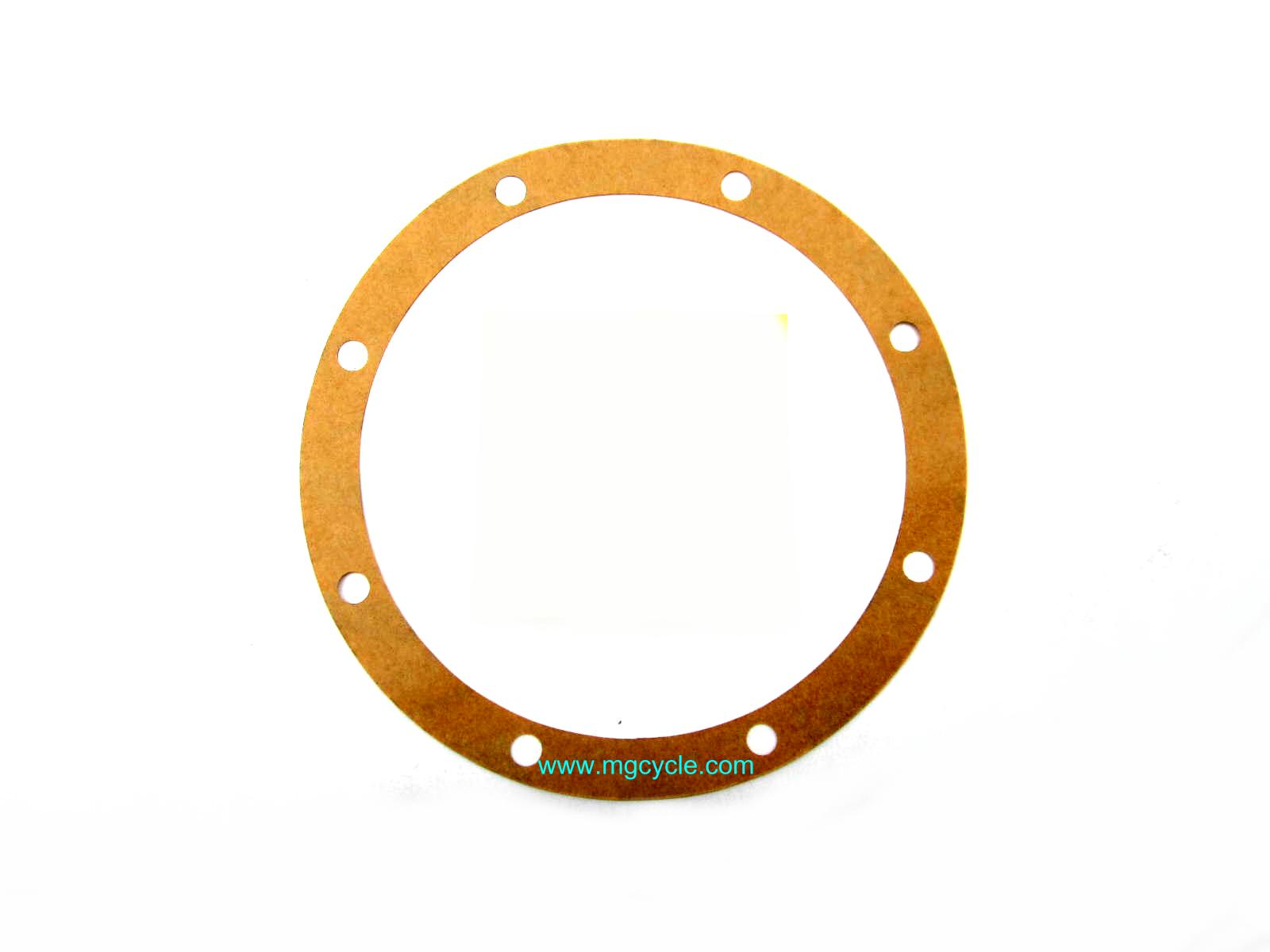 Rear drive flange gasket, disk brake big twins GU17350700