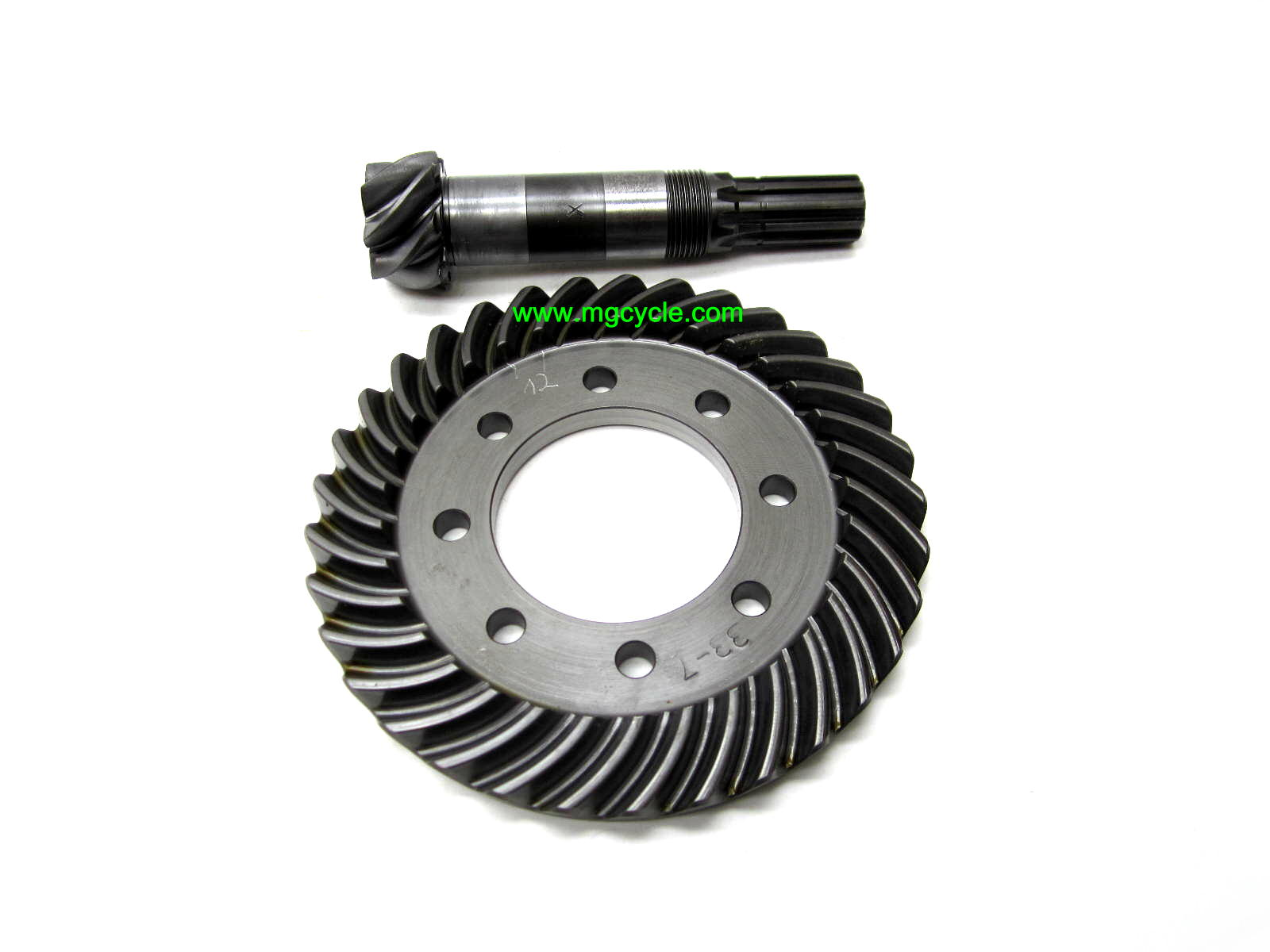 7/33 ring and pinion gear set 1975 to 1993 replaces GU17354650