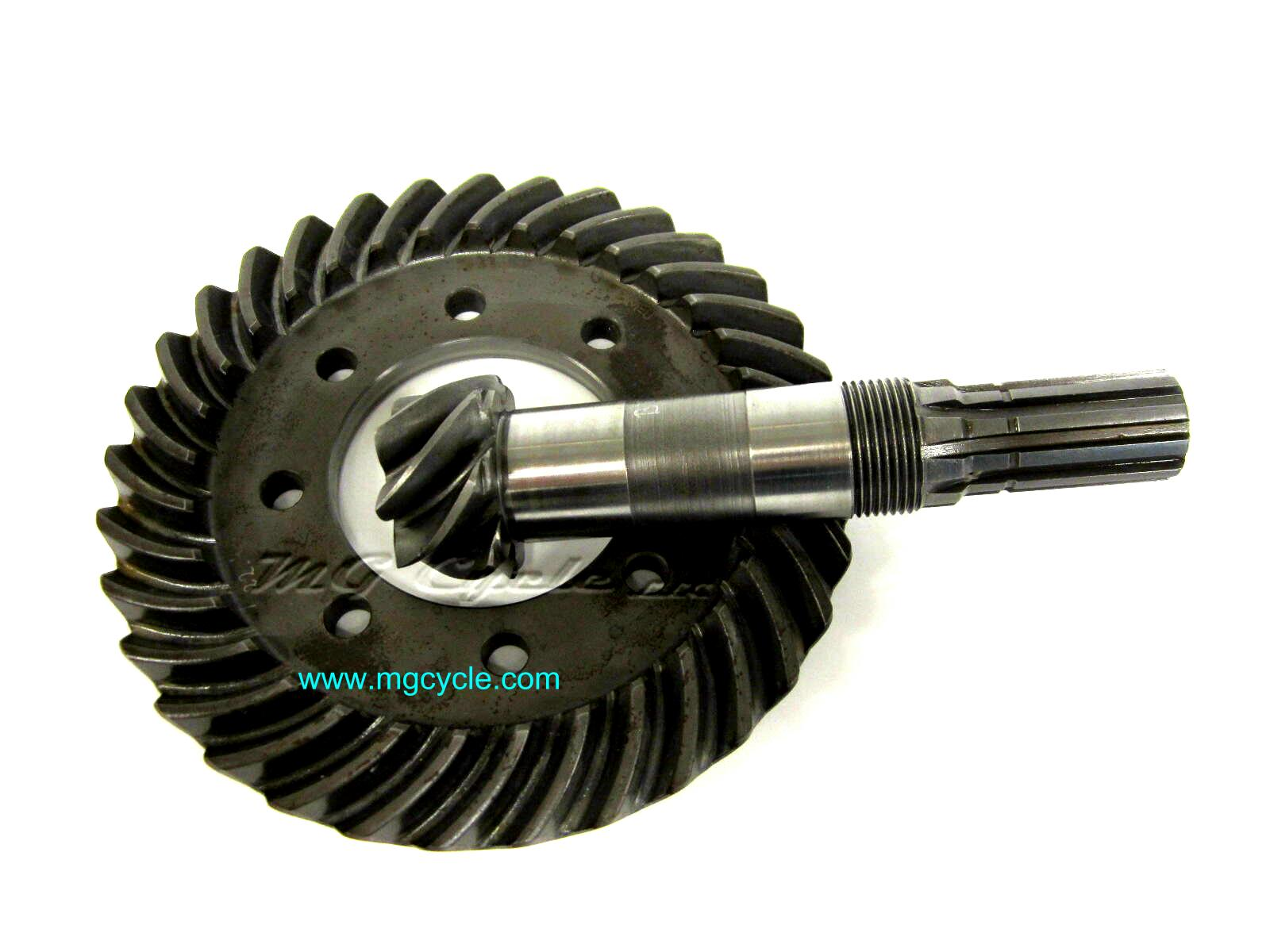7/33 ring and pinion gear set 1975 to 1993 GU17354650