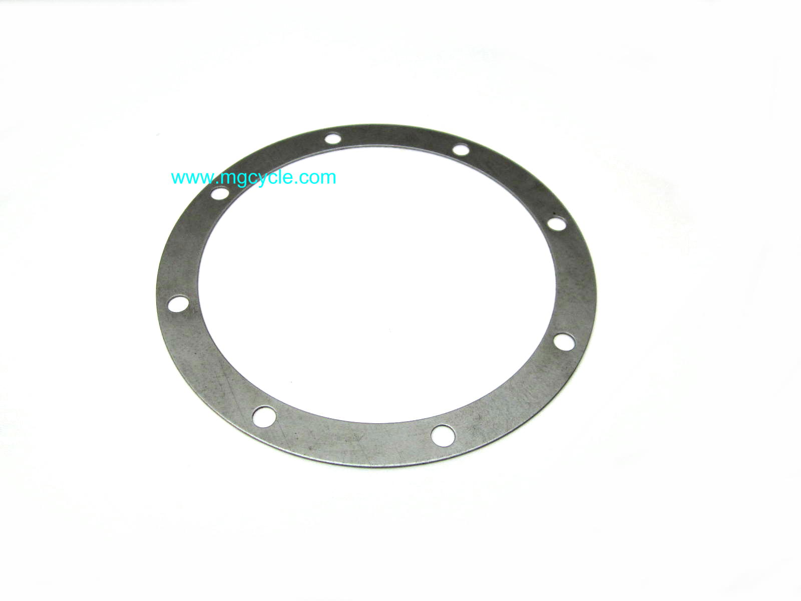 Rear drive box shim, large, Disc brake 1.1 mm GU17355406
