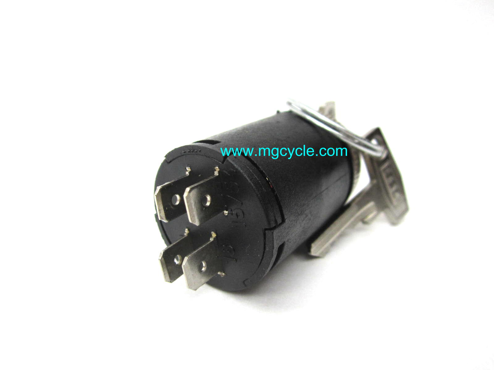 ZADI ignition switch, most Guzzis 1975 to 1997 - Click Image to Close