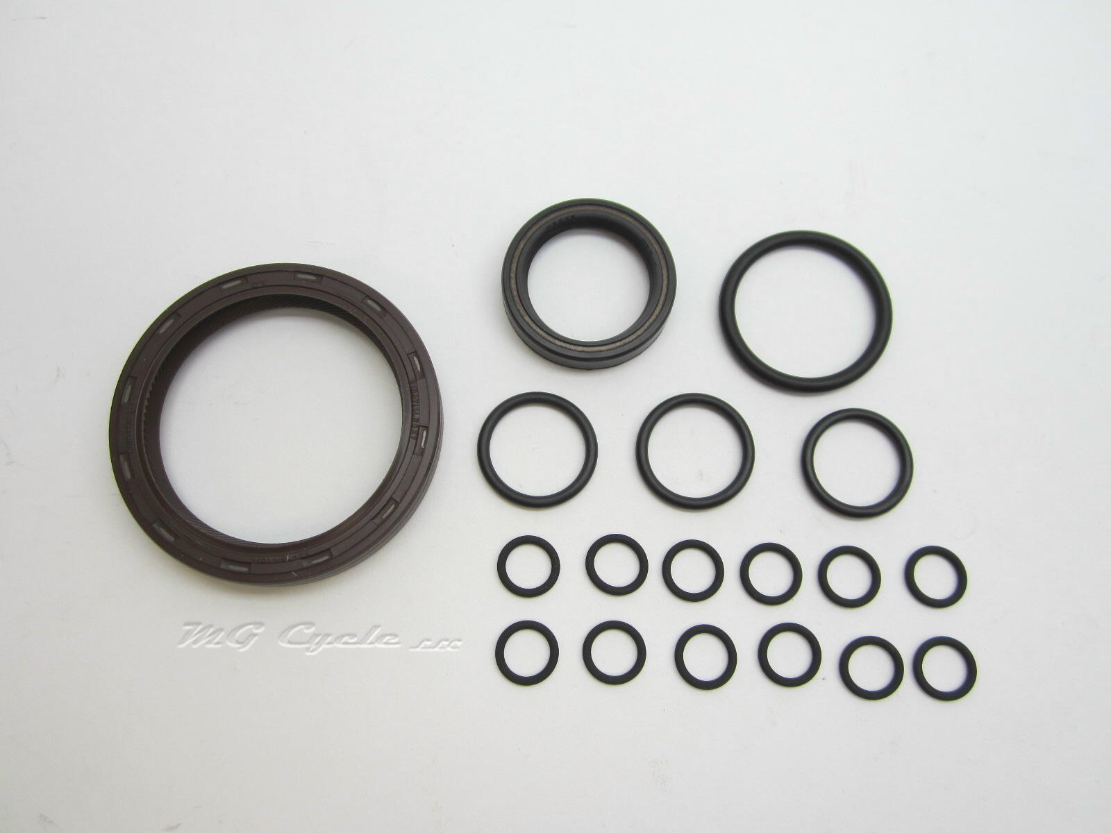 engine seals and orings set, Bosch and Ducati alternator models
