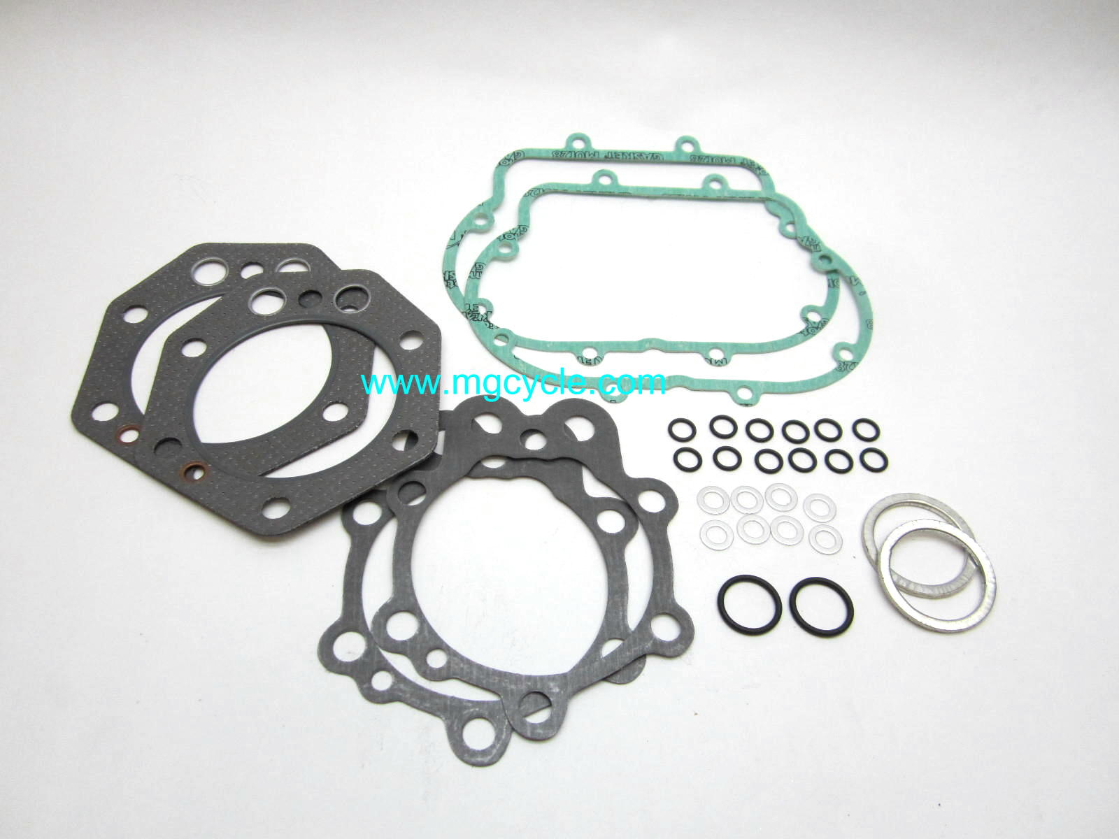 top end engine gasket set for 1000cc 88mm round heads