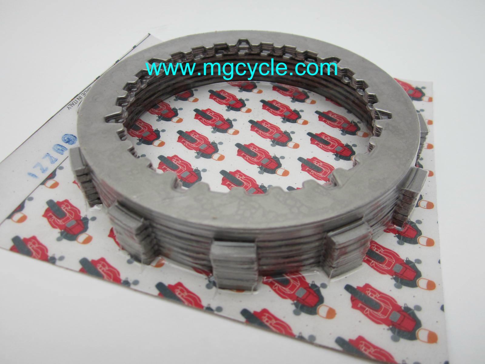 clutch plate kit, steel and friction plates, Convert