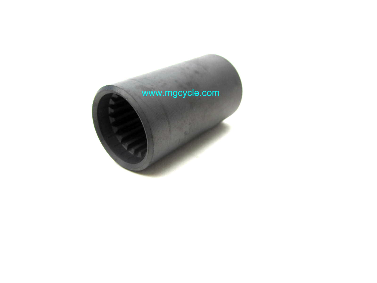 driveshaft coupling sleeve, 20 tooth: V1000 Convert, Cal2 Auto