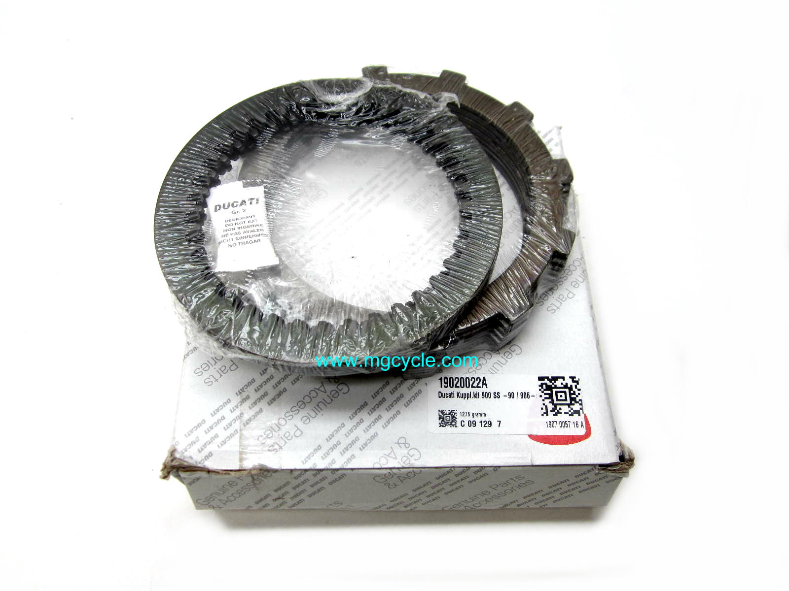 OEM Ducati clutch kit, Paso 748 916 900SS Monster ST2 ST4