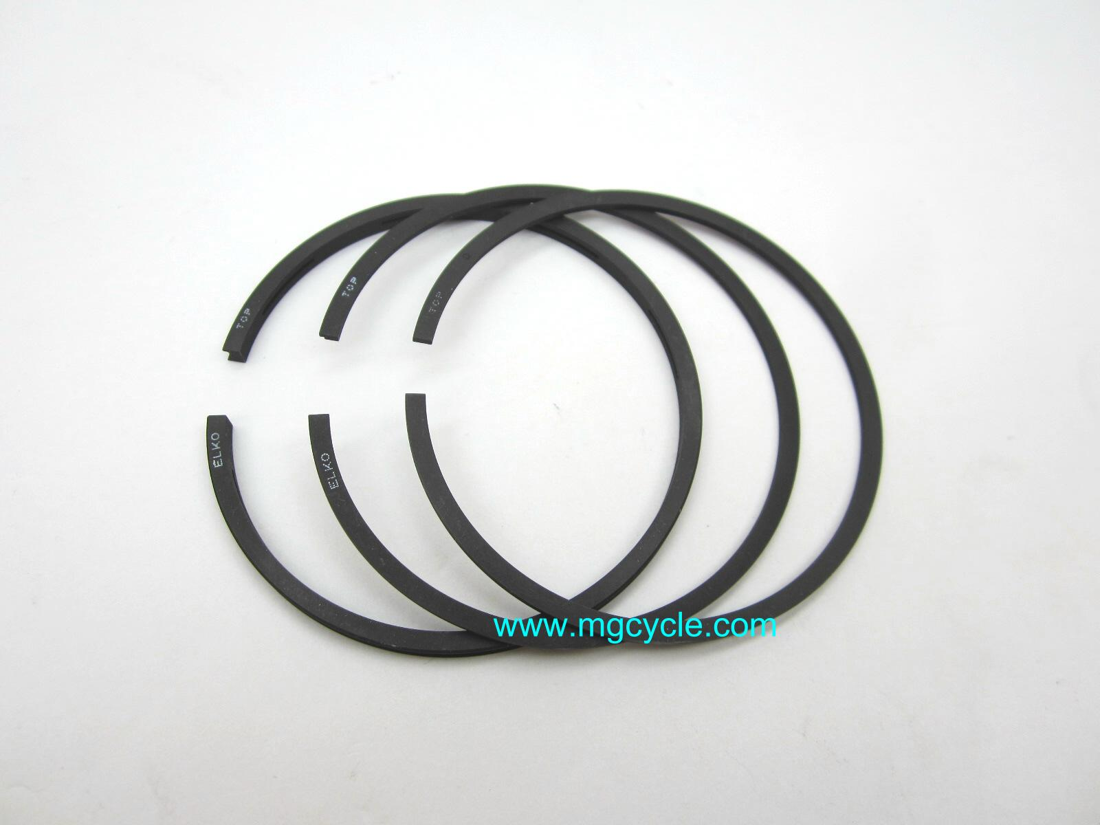 Piston ring set V50 V50 II V50 III Monza GU19060650