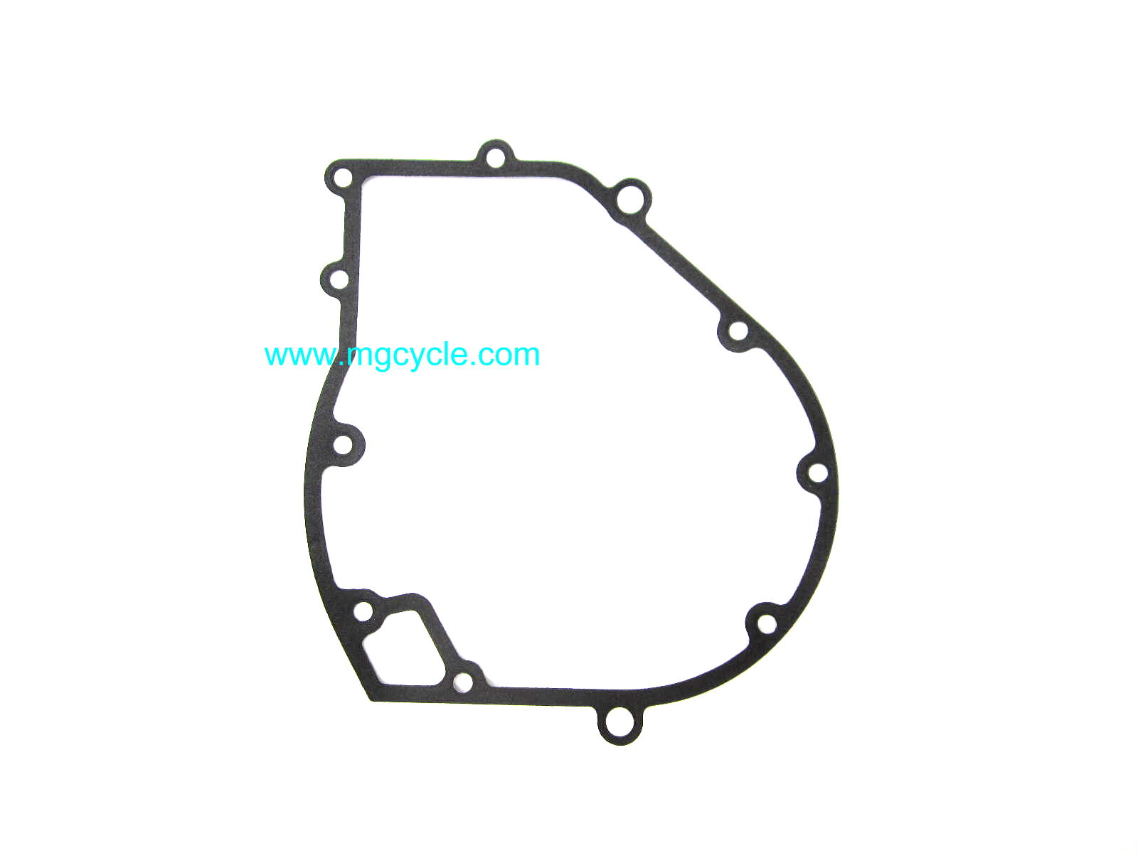 front transmission case gasket, small twin 350, 500, 650, 750
