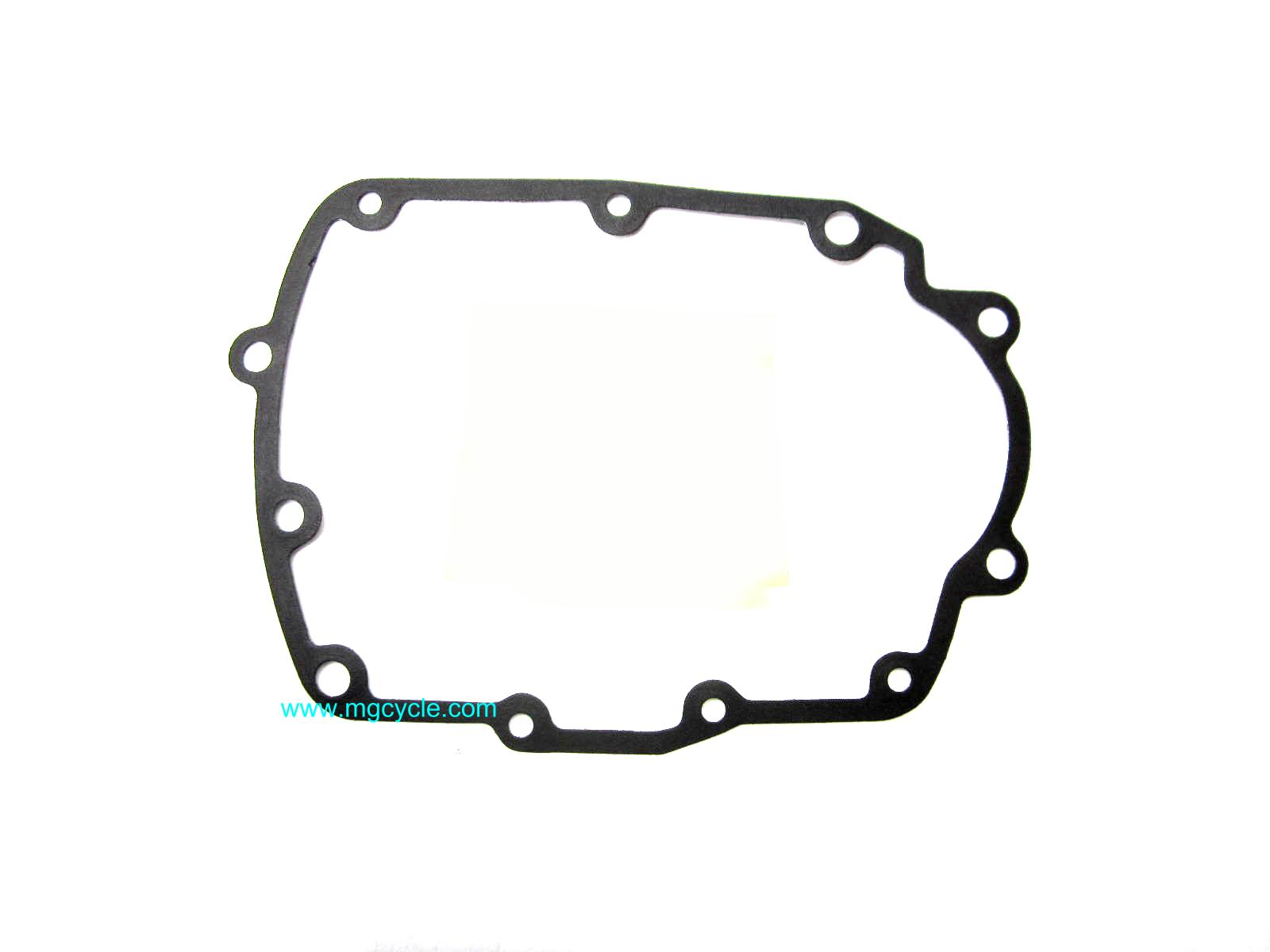 Rear transmission case gasket, small twin 350 500 650 750
