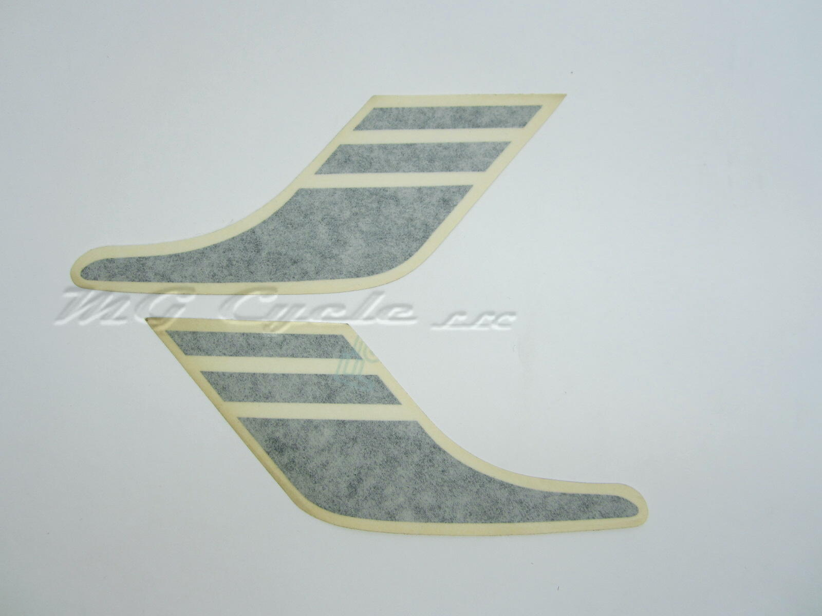 tail piece stripes decal V50 Monza