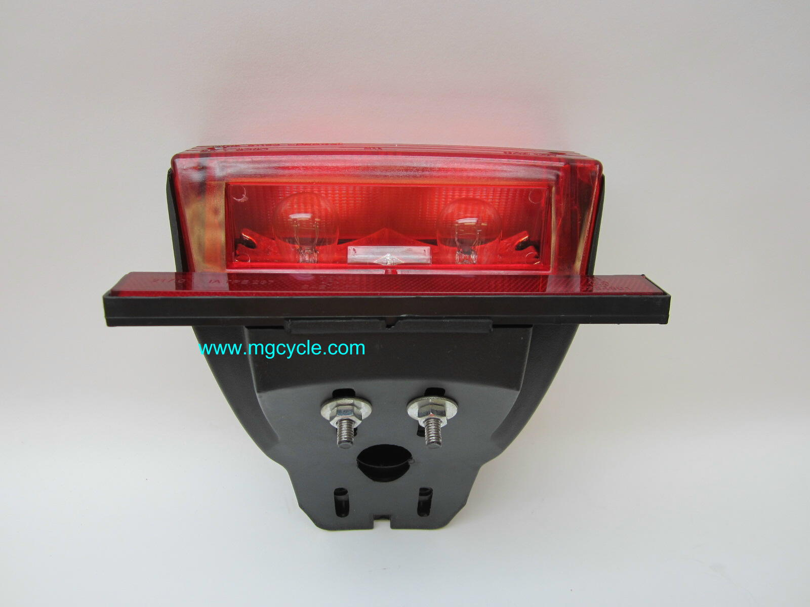 tail light complete, many models late 70s early 80s
