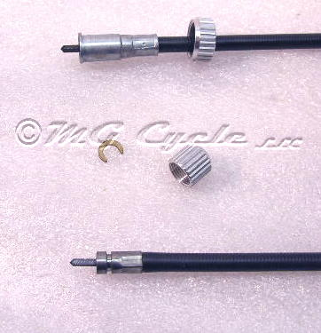 Speedometer cable, V35 V50 V50II
