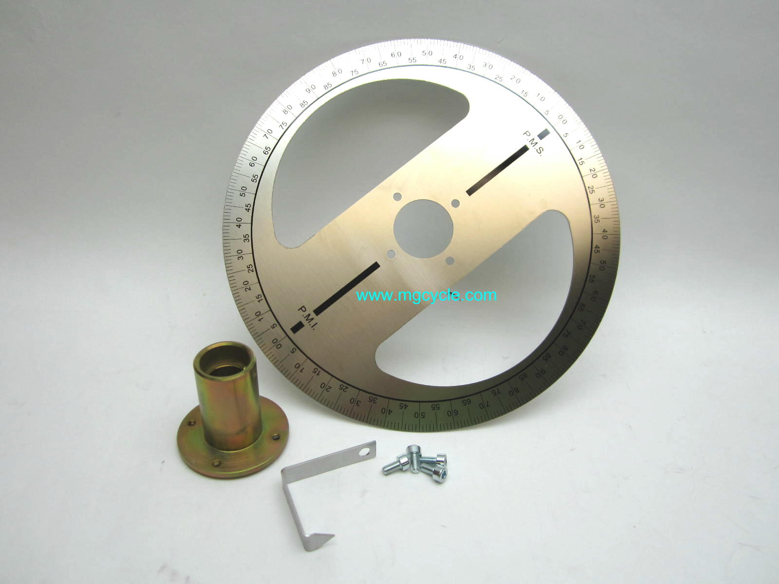 degree wheel kit, wheel, adapter, pointer