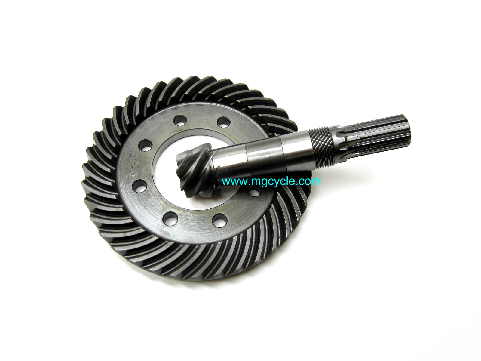 7-37 sidecar ring and pinion gear set