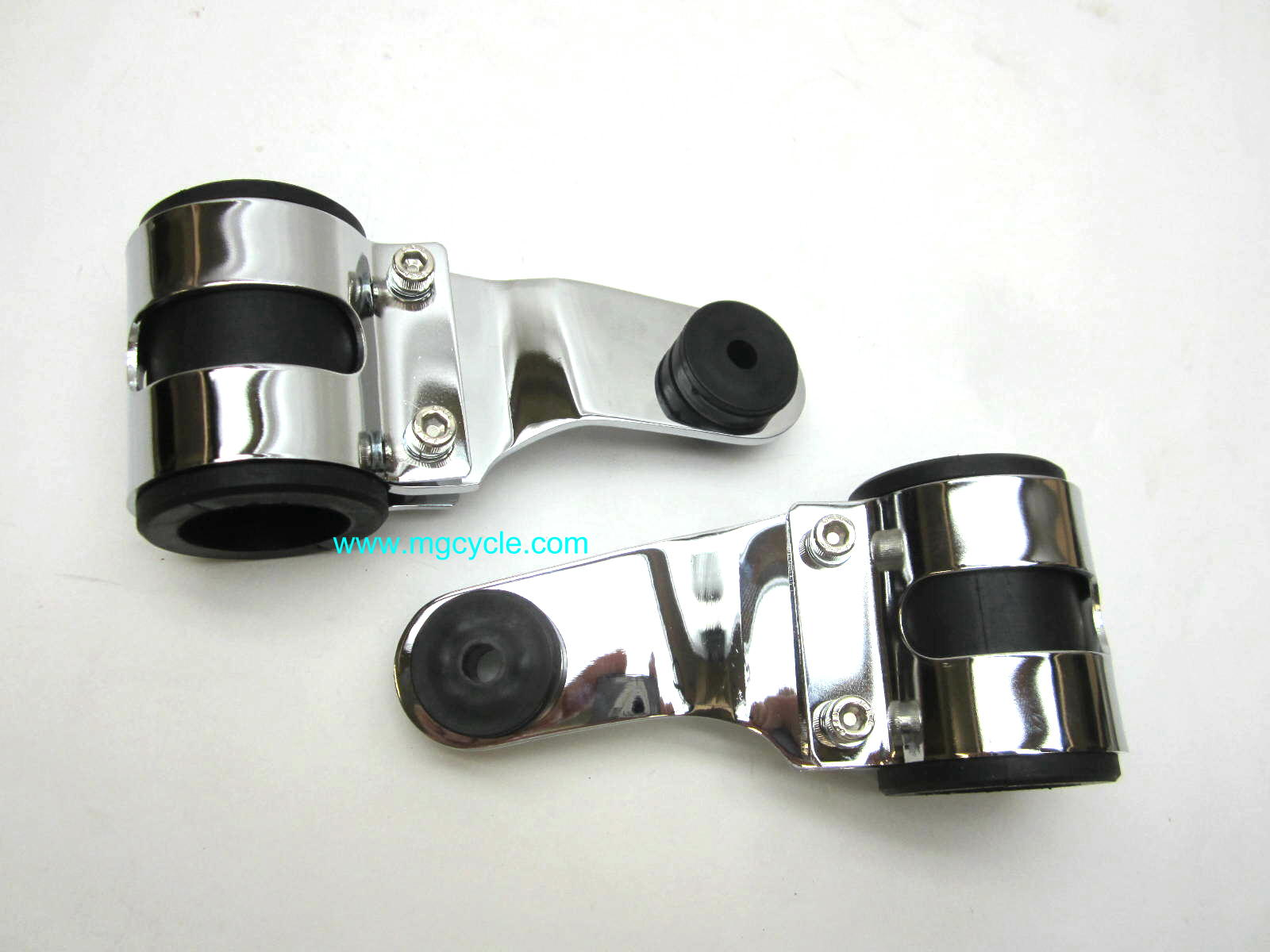 euro-style headlight mounting brackets, 35mm-41mm