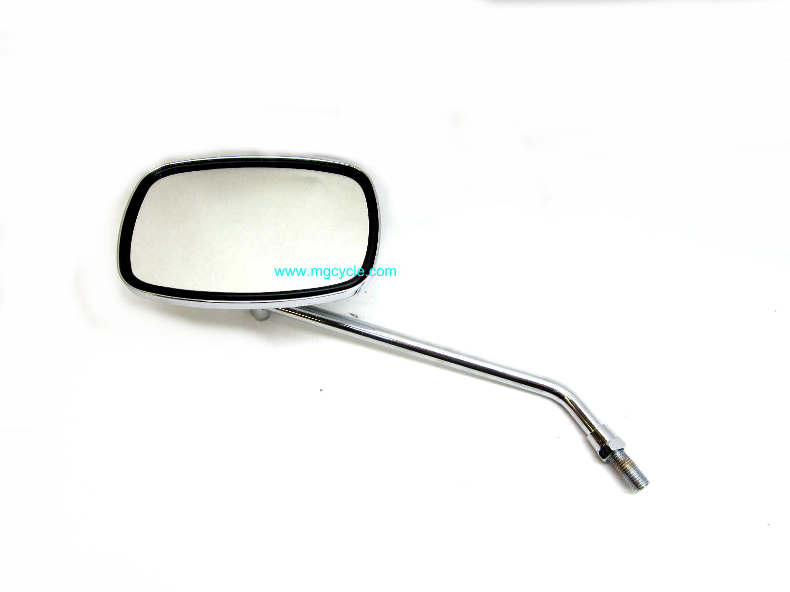 Mirror, rectangle, screw in type, fits left or right, mirror