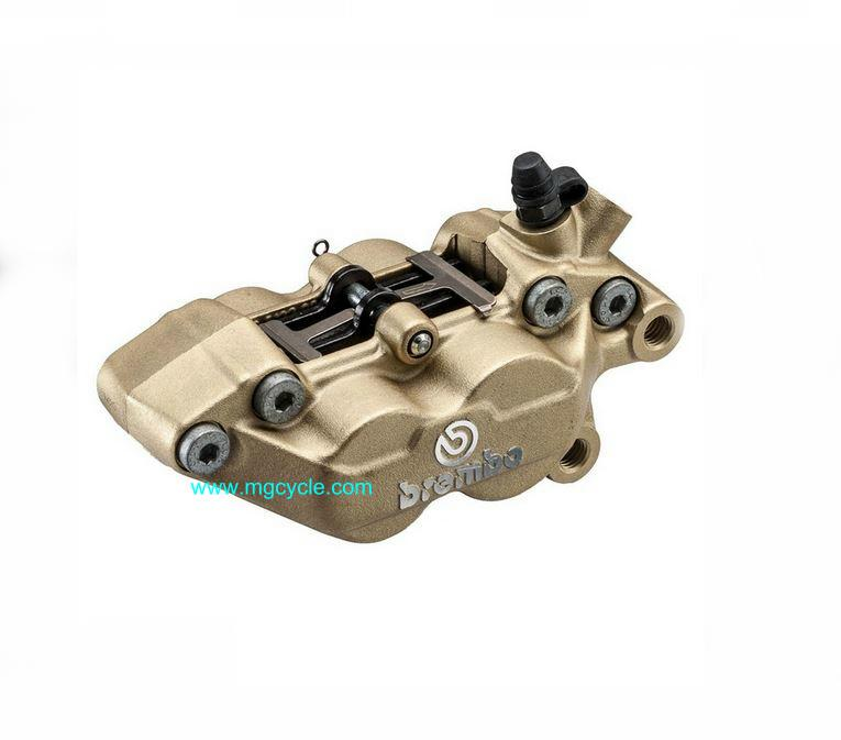 Brembo Gold caliper, P4 30/34, right, by special order