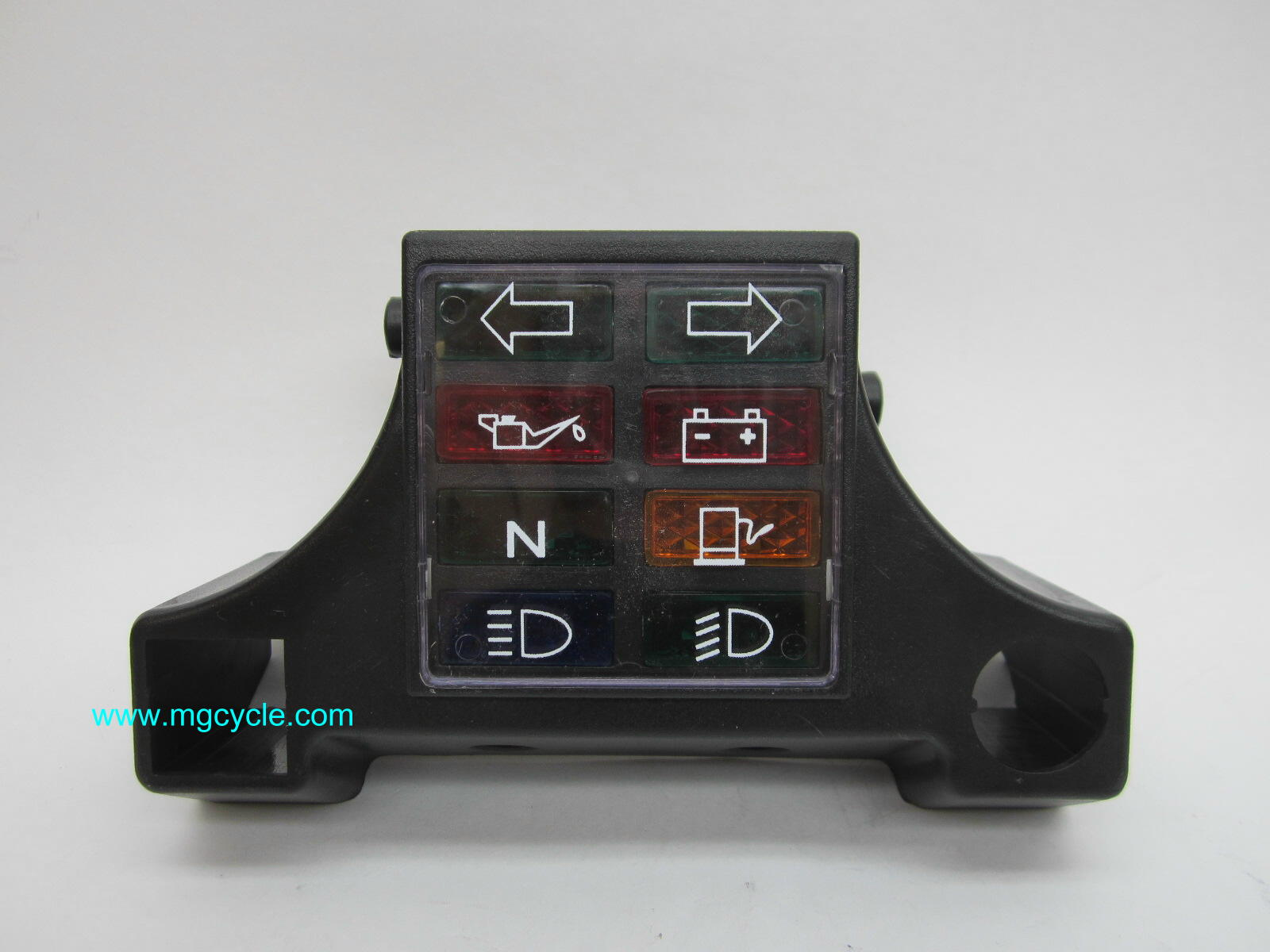 instrument console dash panel Strada Cal III Mille GT Cal 1100