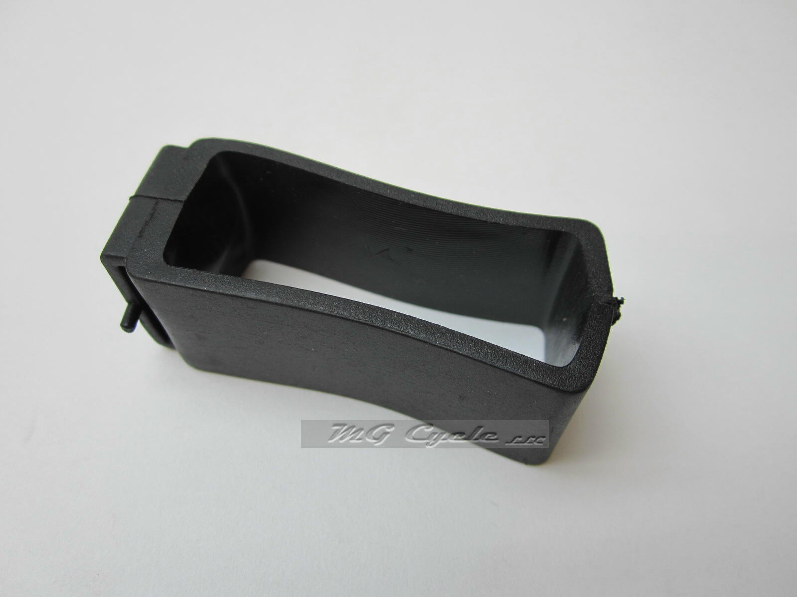 Rubber support for electronic ignition box Mille GT Cal III