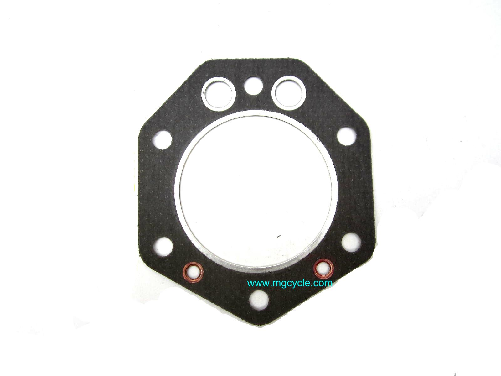 Head gasket for 850 square fins