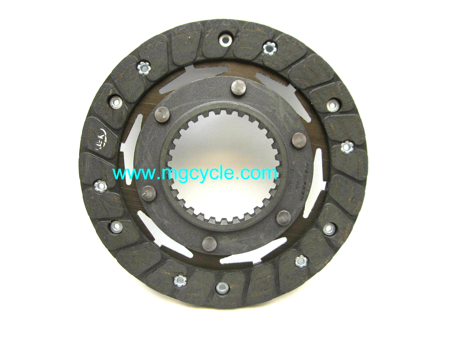 Newfren clutch friction plate for early shallow spline GU2808446