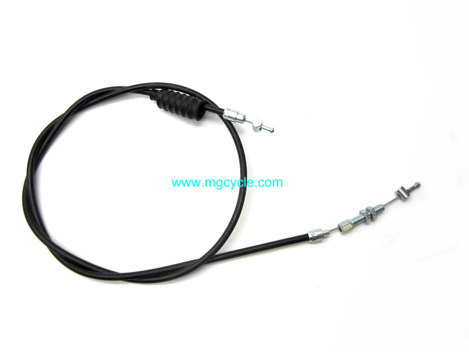 Clutch cable, T5 3rd series 1983-88, Mille GT 87-91
