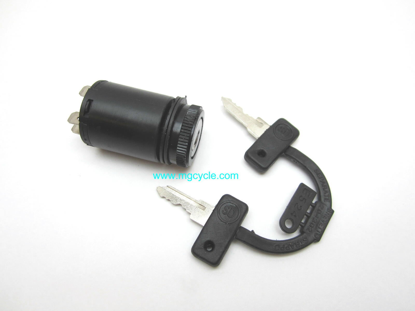 SD ignition switch, 2 keys T T3 LM1/2/3/4/5 Convert G5 SP Cal2/3