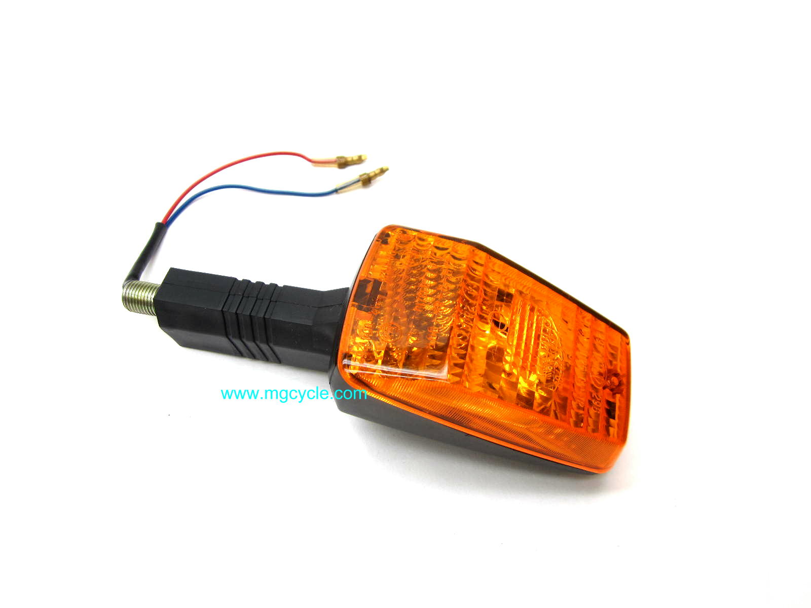 Turn signal, rear, late LeMans 1000, some Mille GT GU28751678