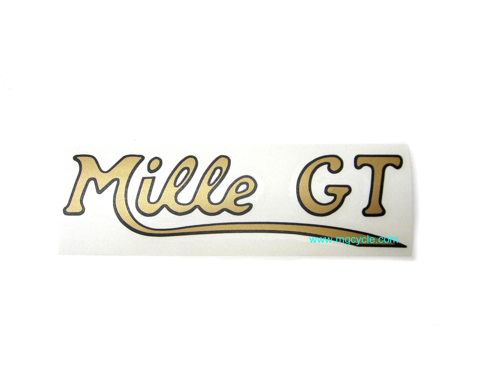 Mille GT side cover decal