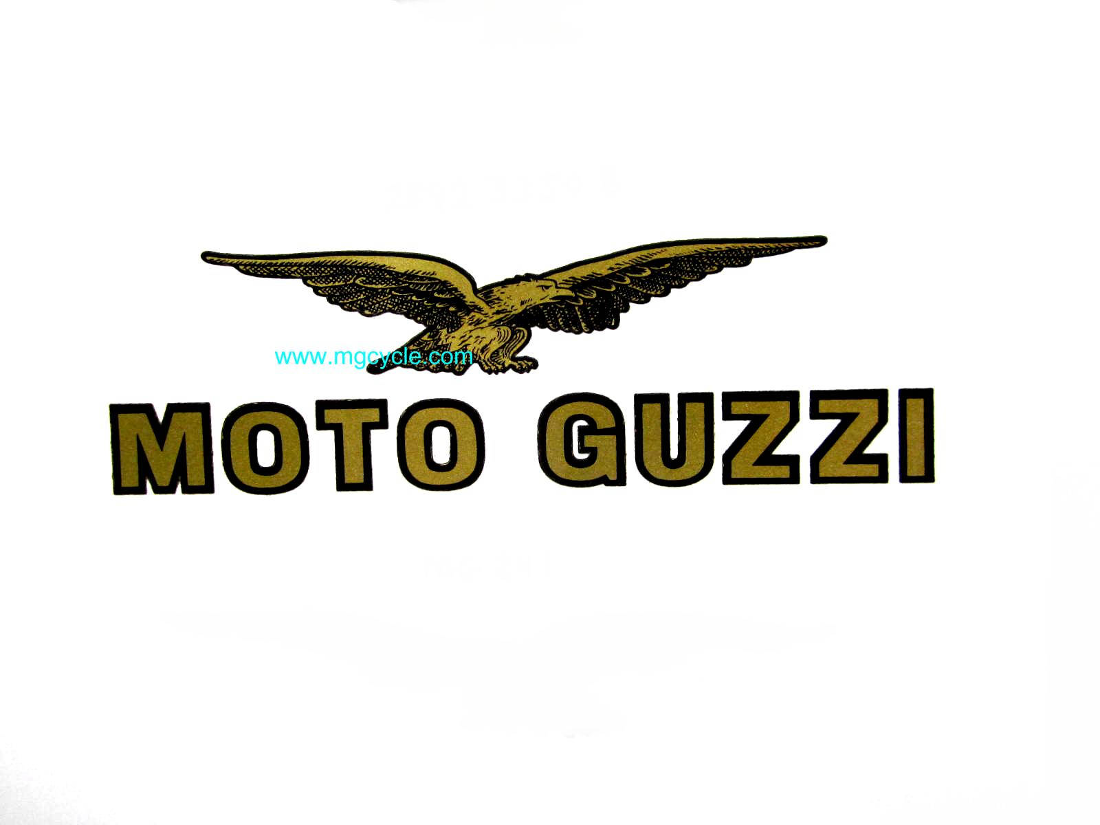 Fairing decal 850 LeMansIII Imola V50 Monza, eagle faces right