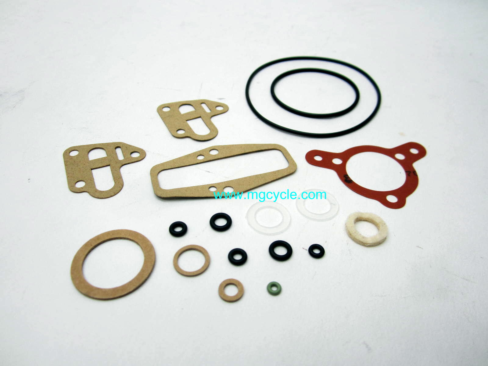 Carb kit for Dellorto PHM 38/40/41 A-B-N Guzzi LM 4/5 1000S Cal3