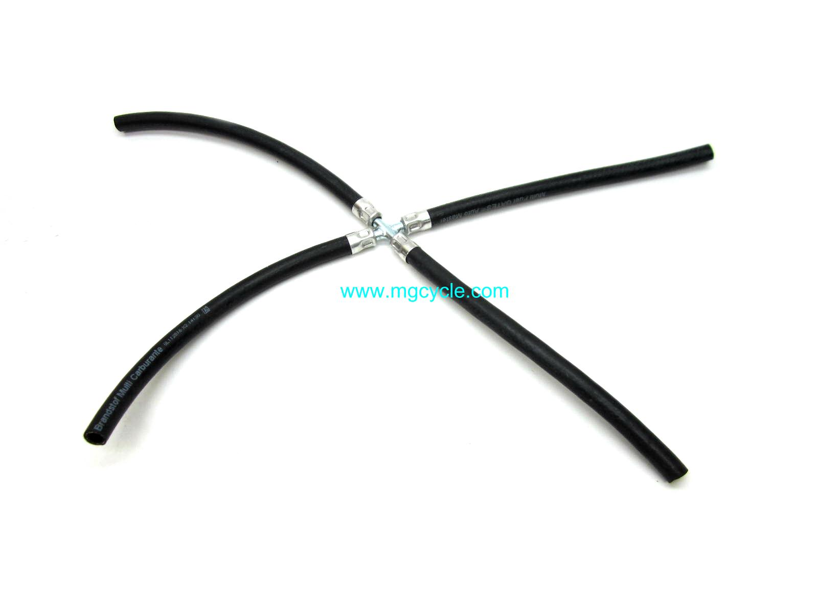 Fuel hose crossover, best quality rubber hose GU29106500