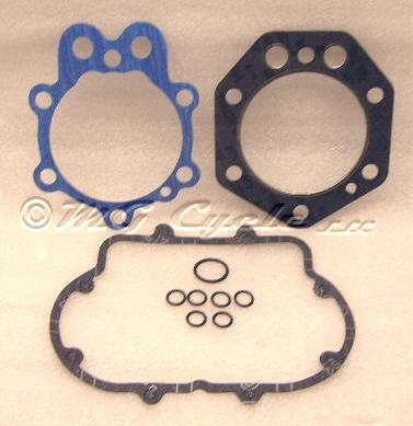 top end gasket set 88mm round head models