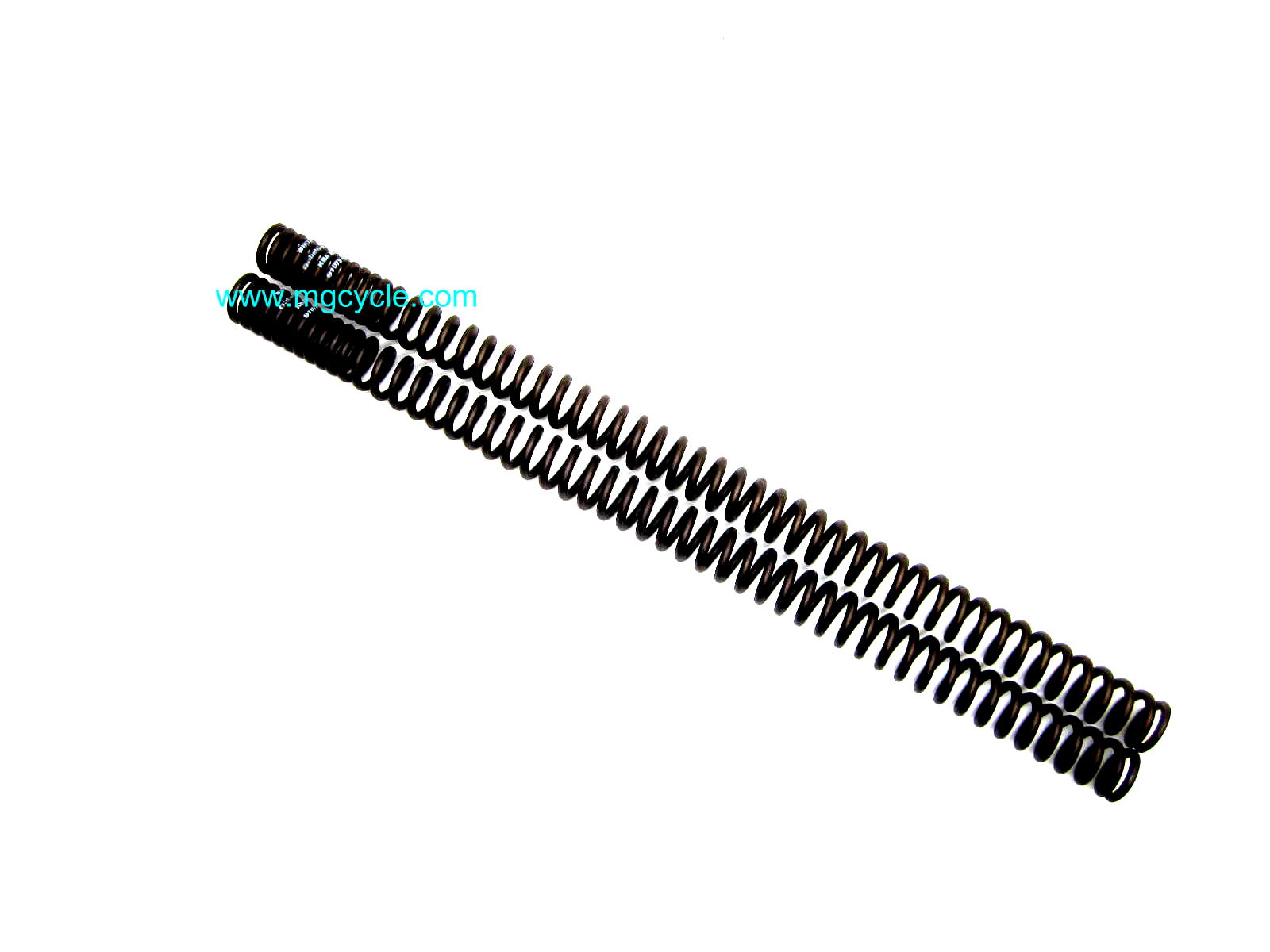 Wirth progressive fork spring set, LeMans 4