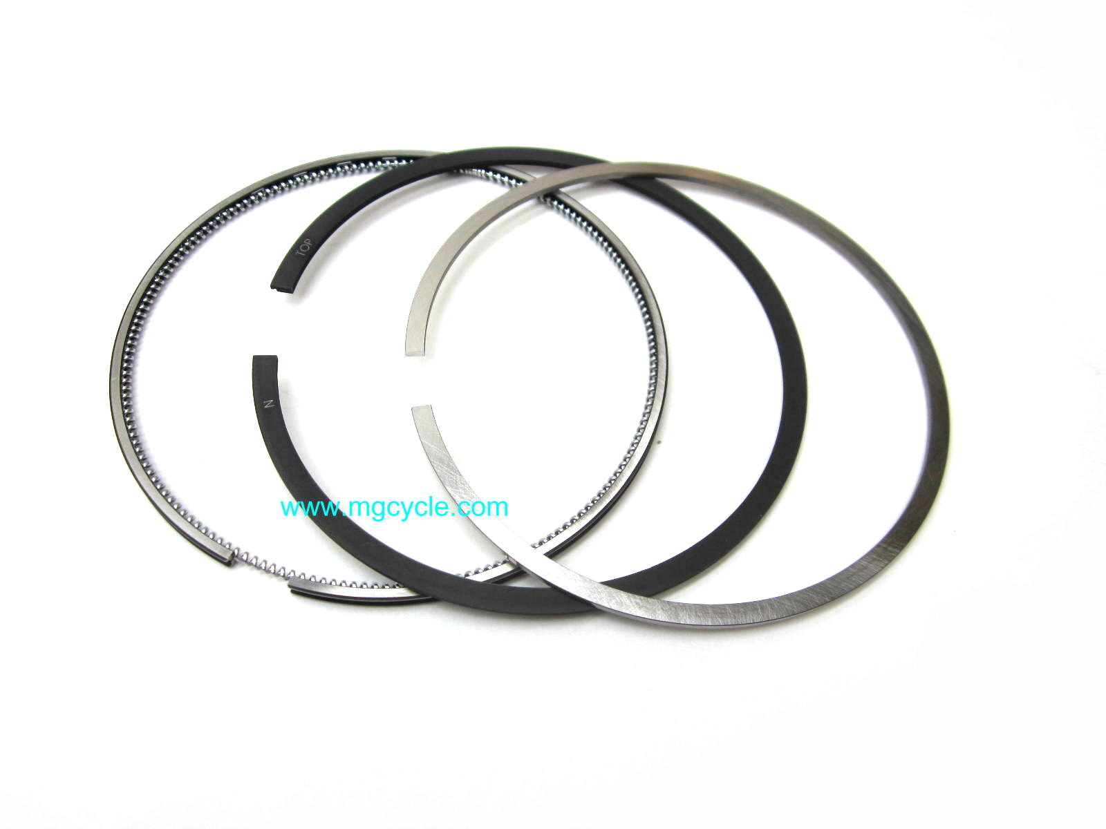 piston ring set, all 1100cc models 1994 through 2005, one piston