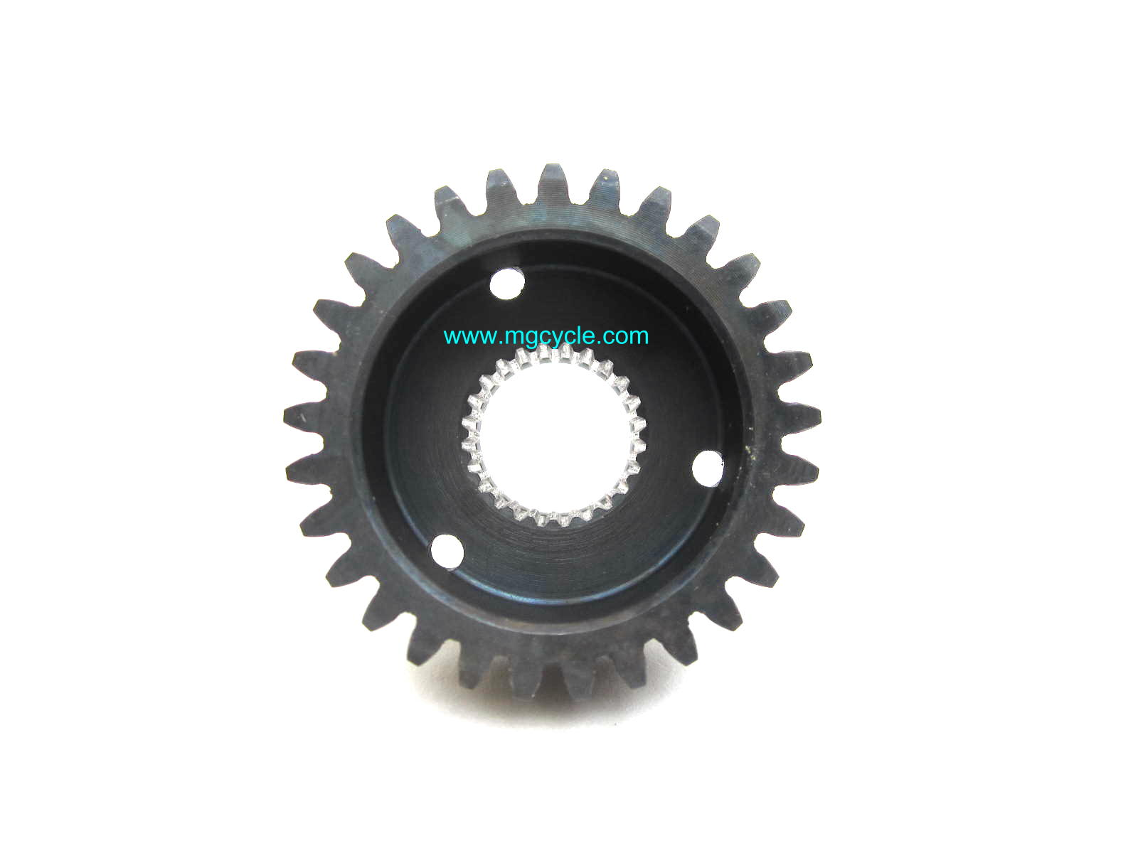 clutch hub deep 4mm spline, as used since 1989 big twin 5 speeds