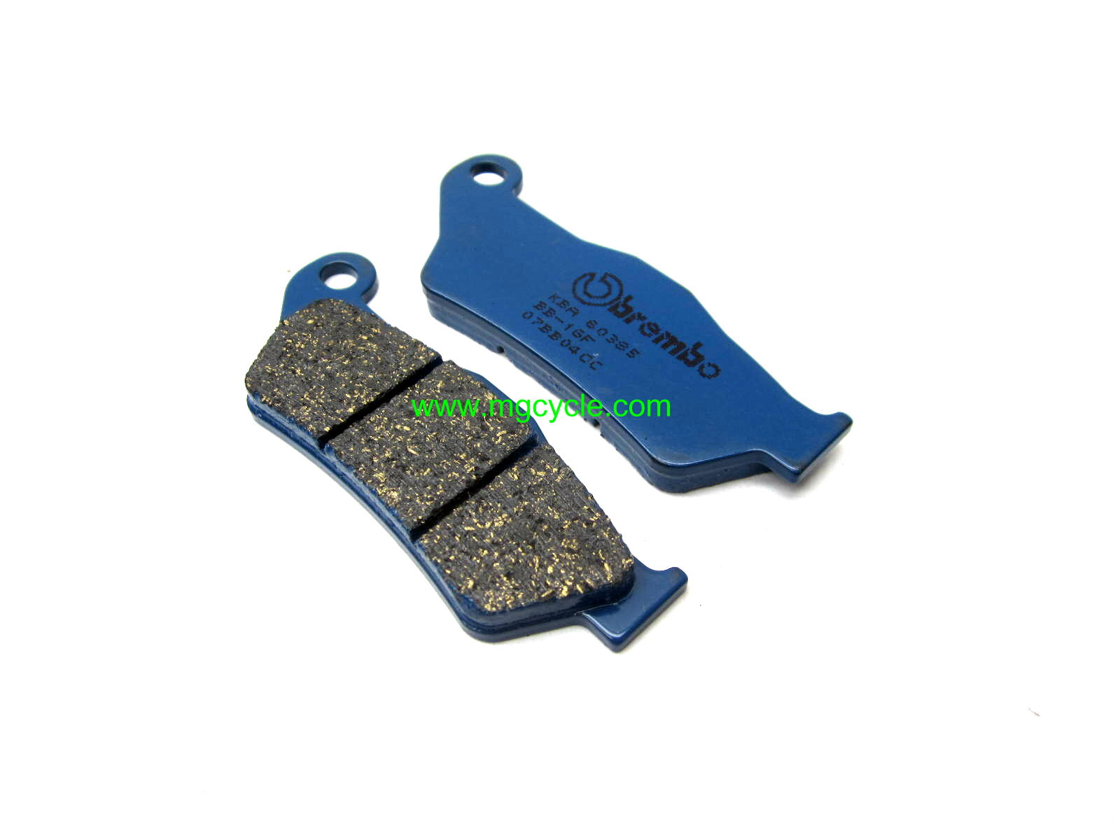 Brembo brake pad set Quota 1100ES rear, BMWs GU30654625
