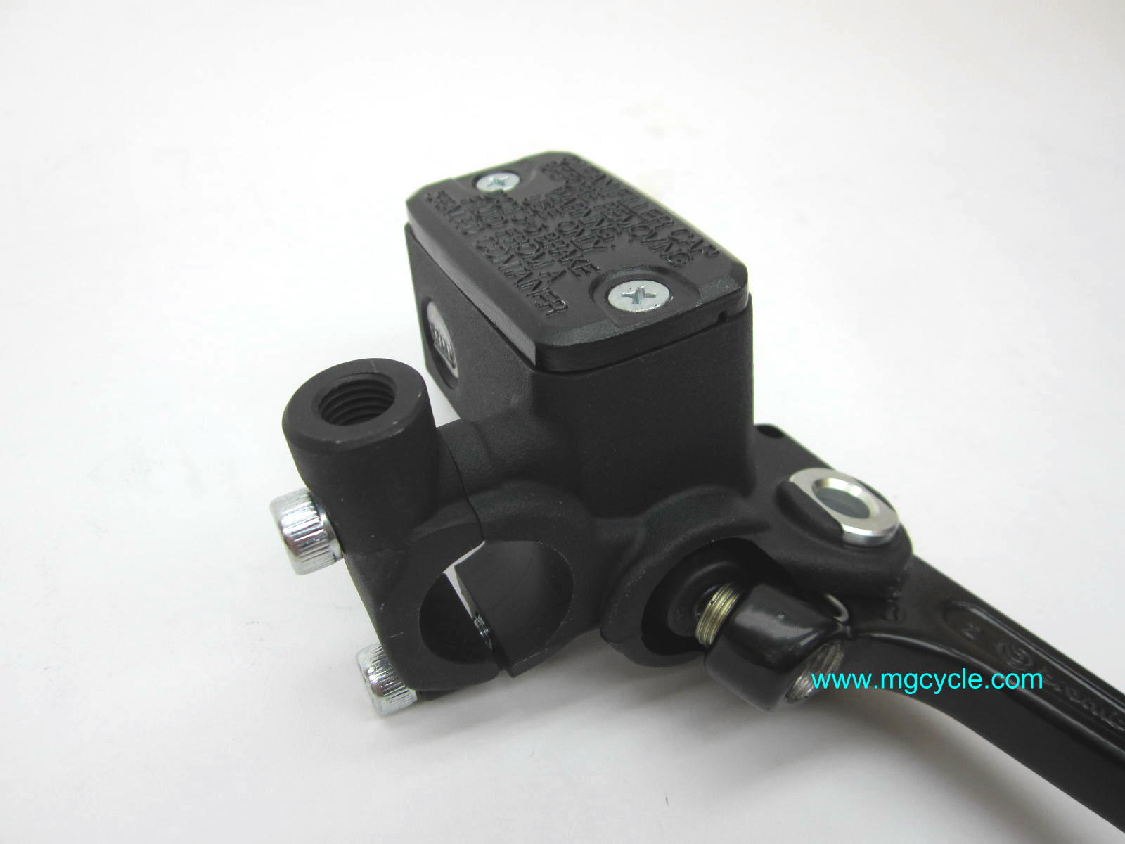 Brembo master cylinder with lever, 13mm