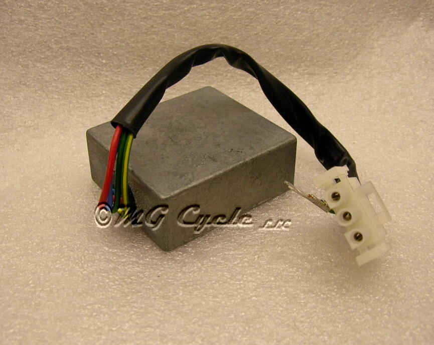 Motoplat ignition box
