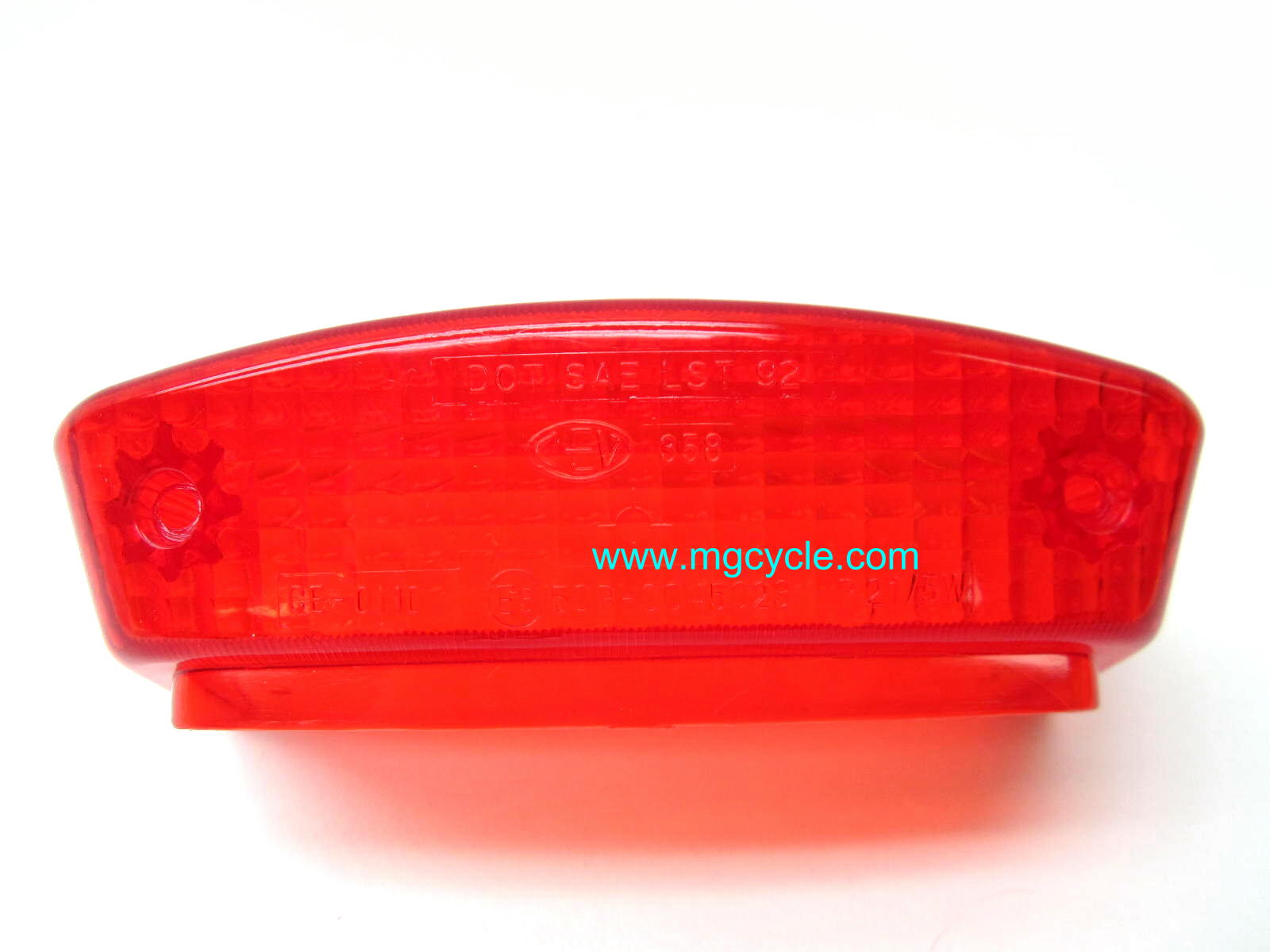 tail light lens 1100 Sport Daytona Nevada Quota