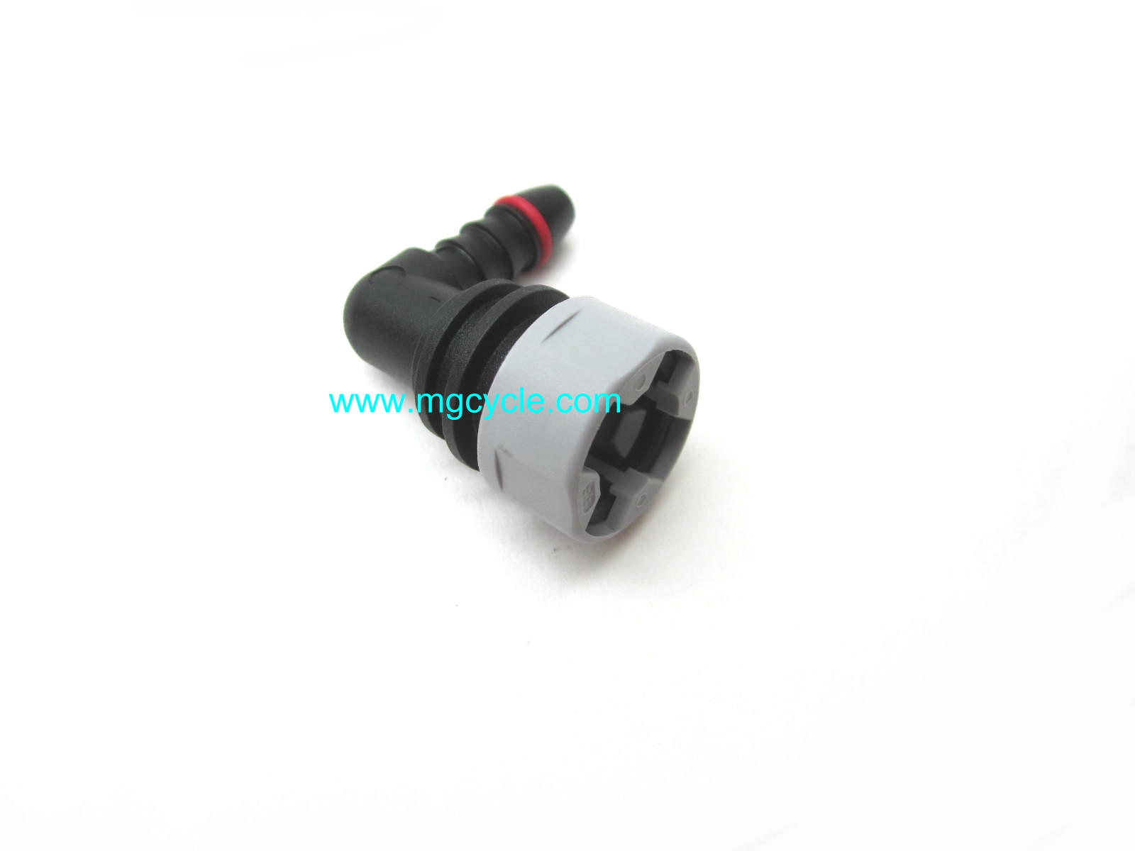 fuel pump connector 90 degree right angle, Griso 1100, Breva 750
