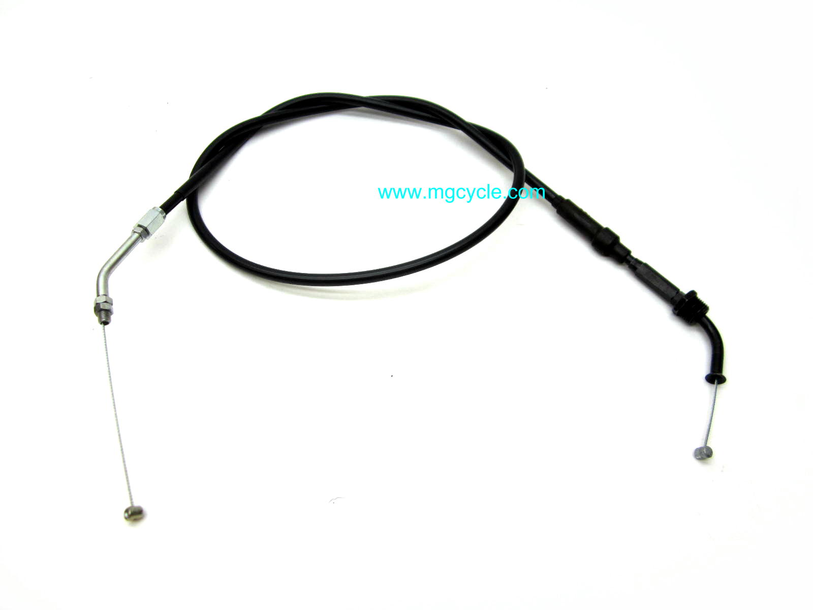 Nevada Classic 750 IE throttle cable 2004-2009