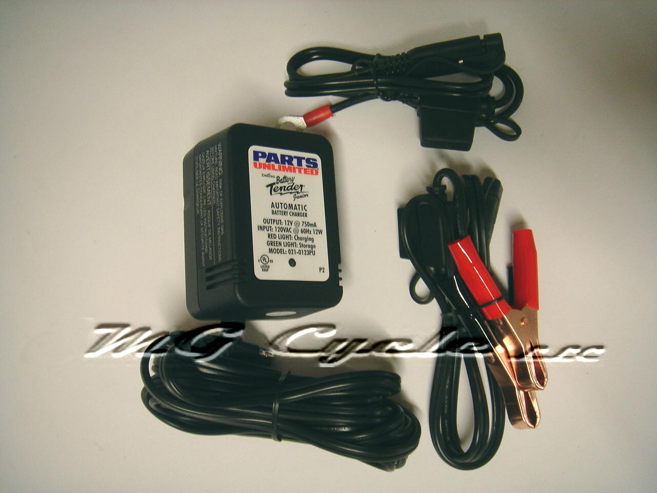 12V fully automatic smart charger trickle charger