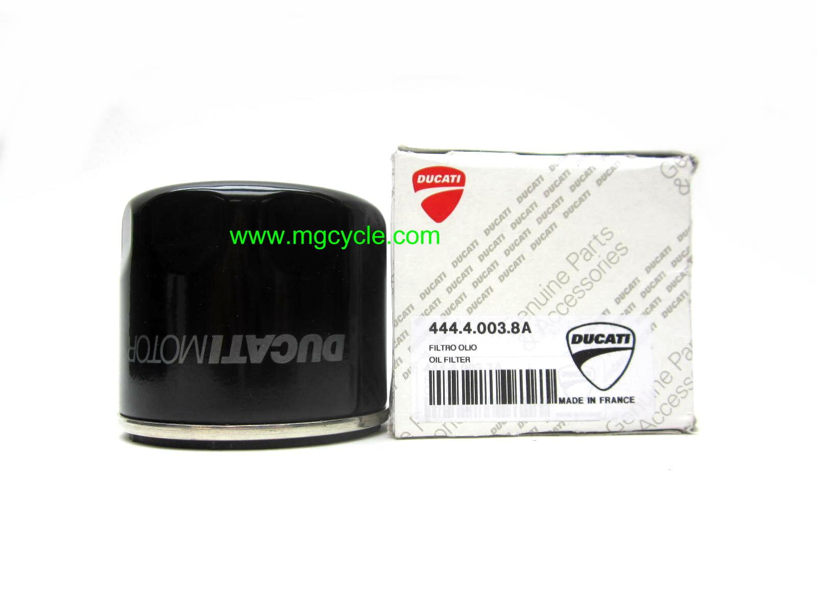 /Ölfilter Hiflo Ducati PANIGALE 1199 S TRICOLORE 2012-2014