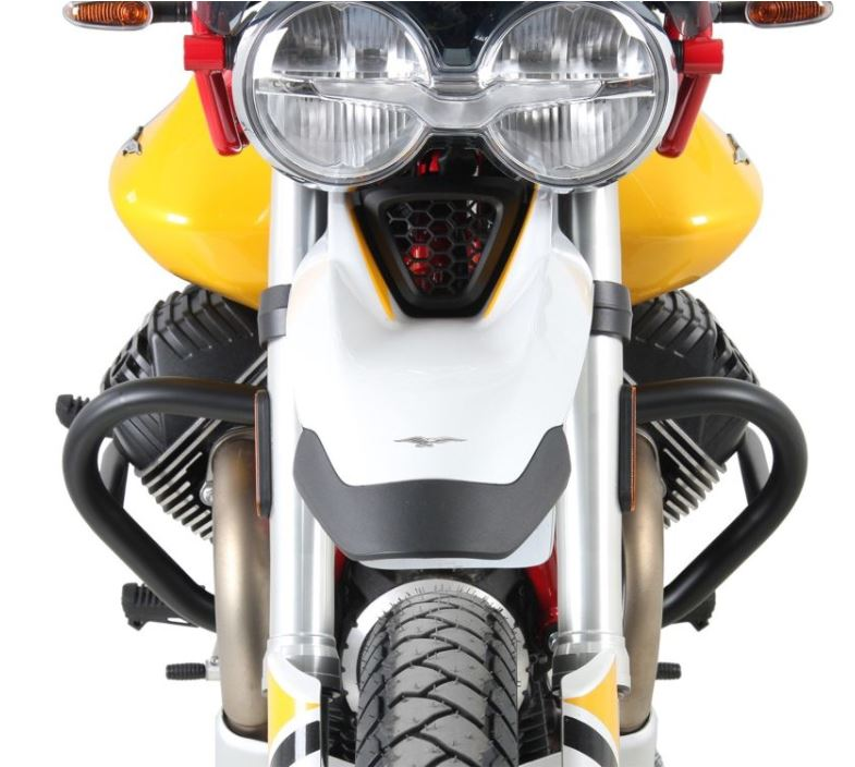 Hepco & Becker engine guard set for Moto Guzzi V85TT