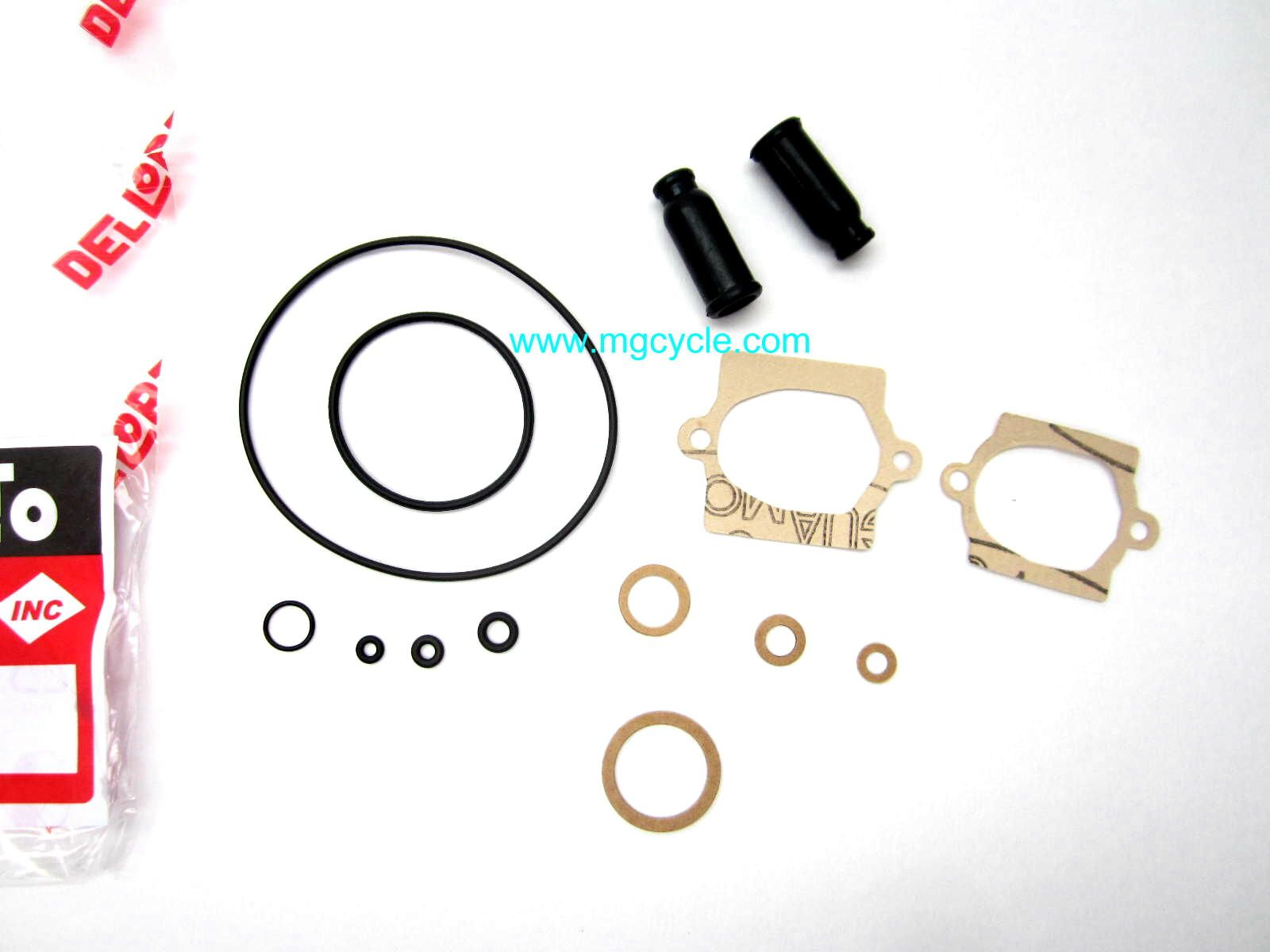 Dellorto gasket kit, VHB carburator, 29-30