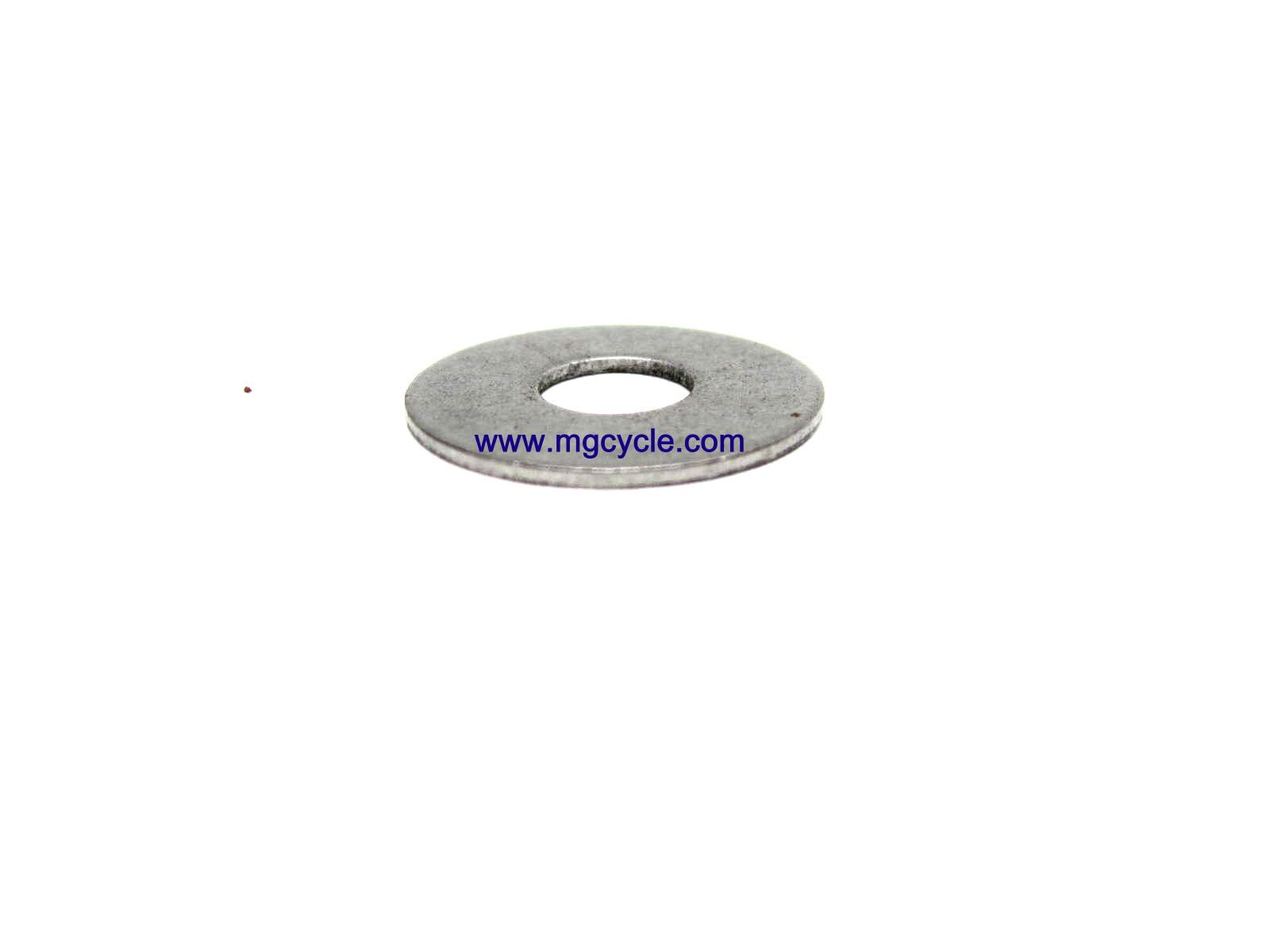 Shim, shift selector drum 1.0mm Big Twin 4 and 5 speeds