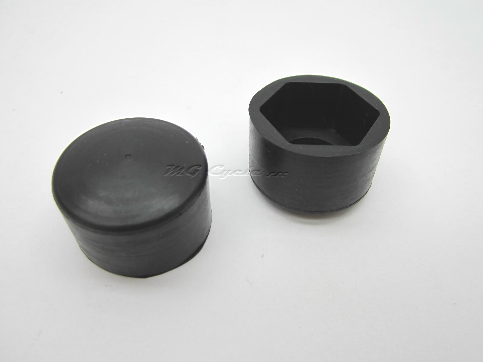 rubber cover cap for axle nut