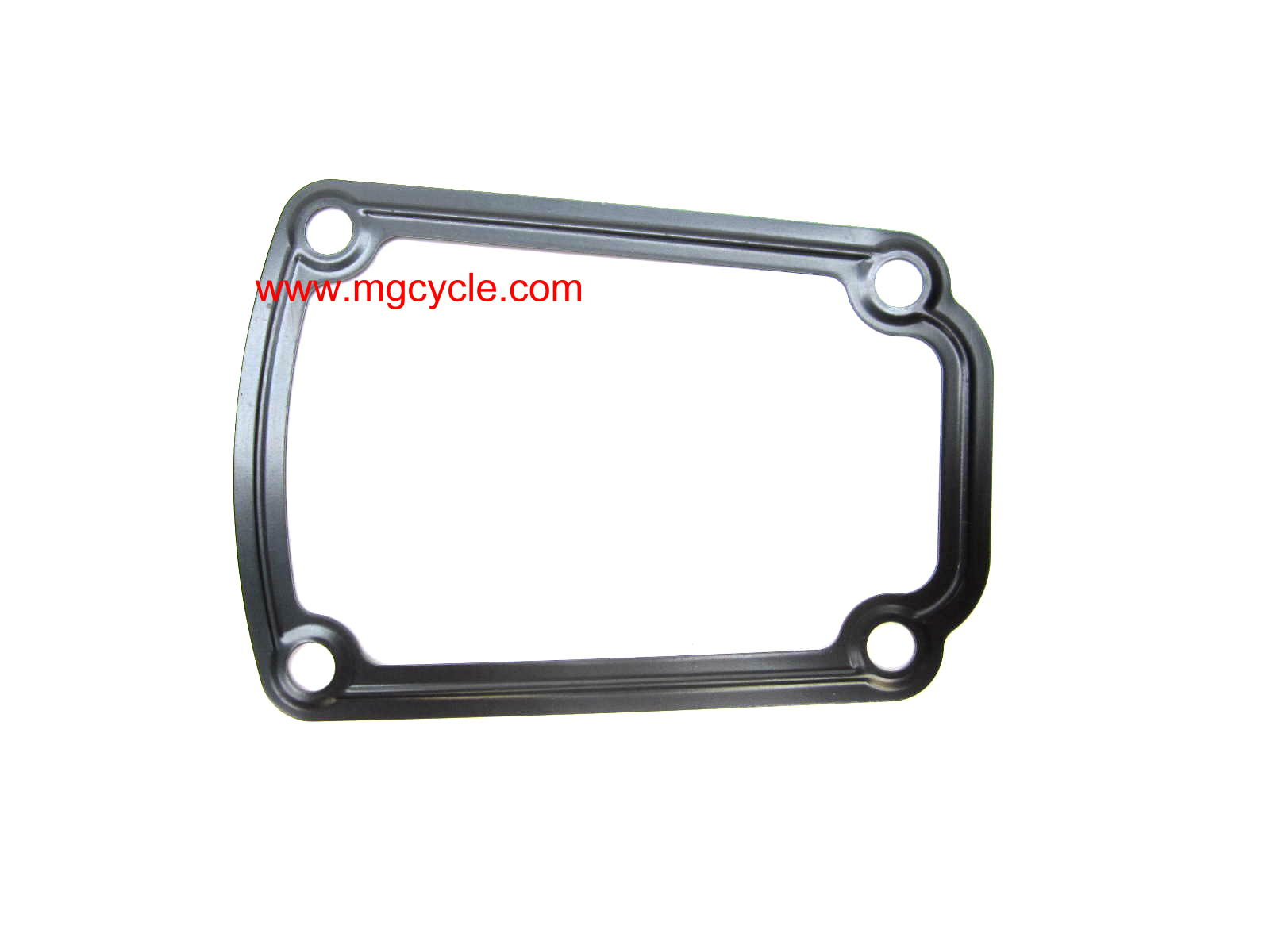 OEM Ducati metal valve cover gasket for 2 valve engines