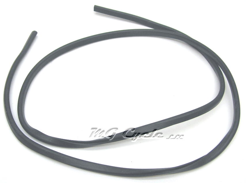 Rubber molding, rubber trim, frame cover edging